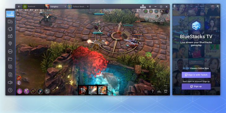 Twitch users can now live stream Android games from their PC