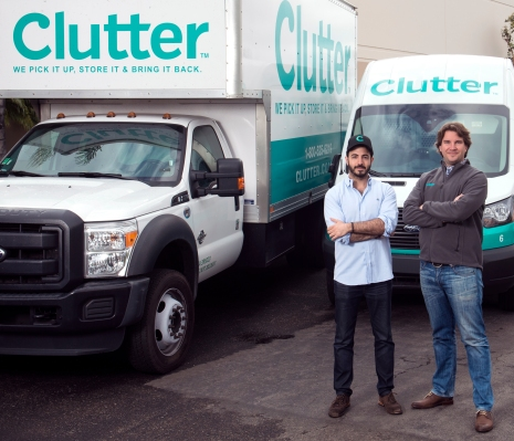 Clutter acquires The Storage Fox for 2M to add self-storage to its on-demand platform – TechCrunch