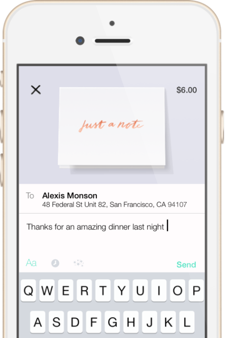 These Two Apps Let You Pretend You Actually Handwrote That Greeting - Make your own invoice template free hallmark store online
