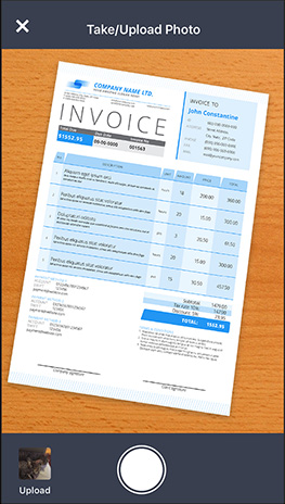 invoice-photo-capture