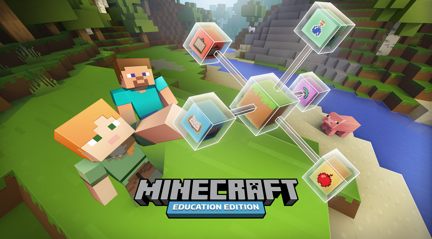 Microsoft launches a free trial of Minecraft: Education Edition