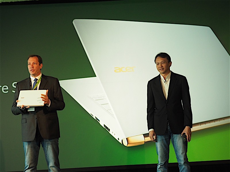 Acer S 13