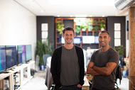 ClassDojo cofounders CEO Sam Chaudhary and CTO Liam Don