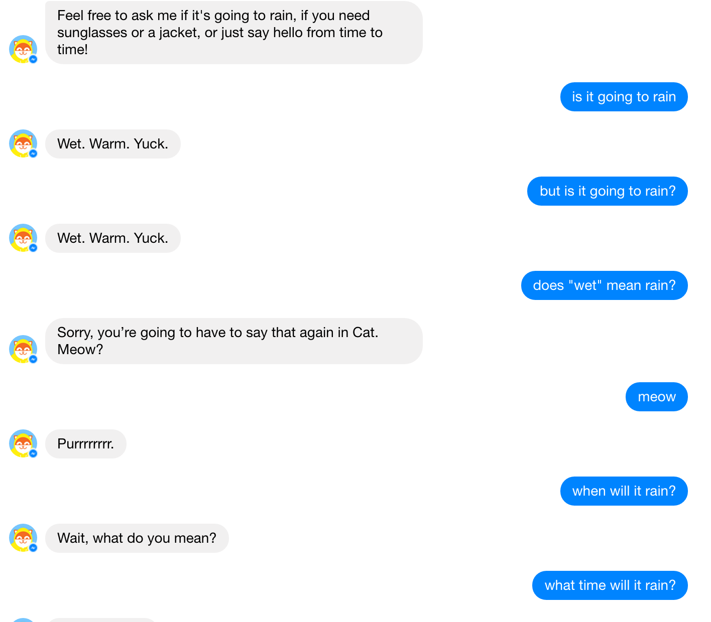 Facebook's new chatbots still need work | TechCrunch