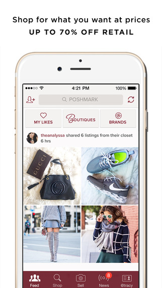 Apps where you can sell your clothes