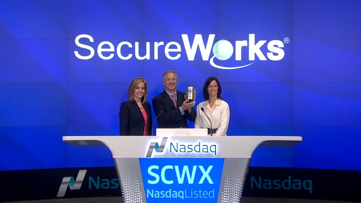Ipo date dell secureworks