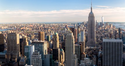 3 reasons New York City is the best place to start a tech