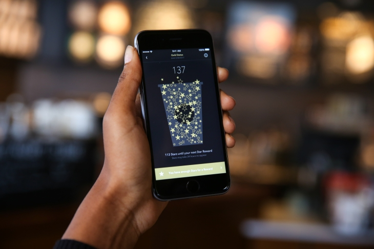 Starbucks Rolls Out A More Personalized Mobile App Along