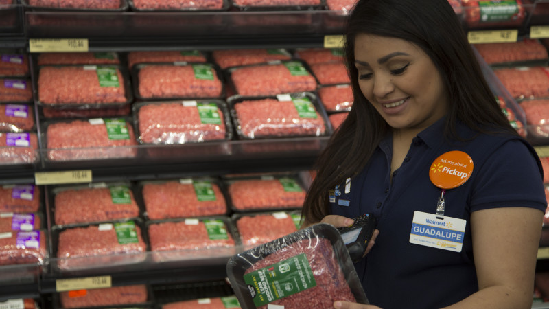 How Walmart's expanded grocery delivery service measures up to competition