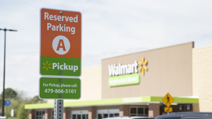 Walmart now accepts SNAP for online grocery orders at all