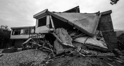 Earthquakes and hand grenades | TechCrunch
