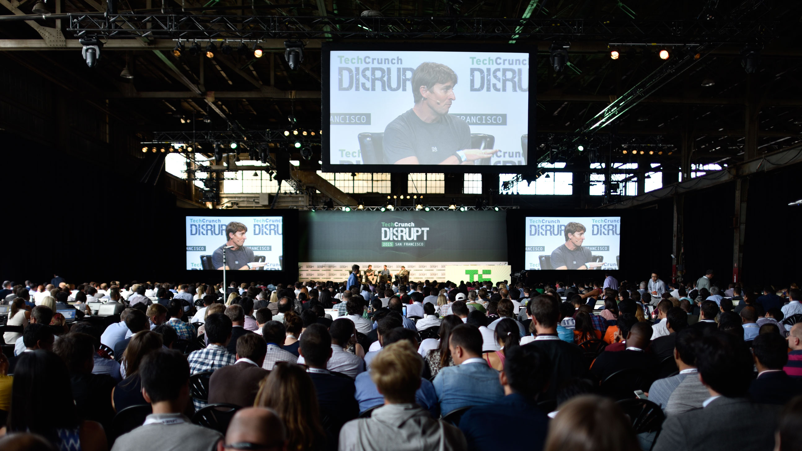 Student tickets to Disrupt SF 2016 are now available ...