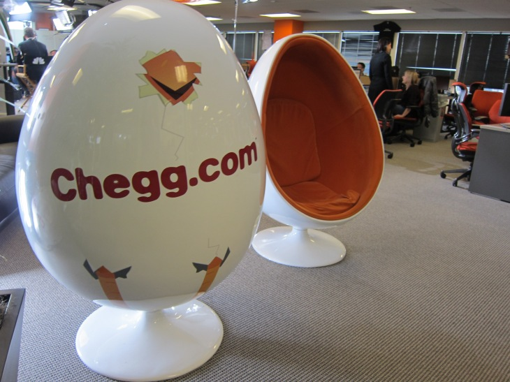 Chegg acquires Imagine Easy Solutions, the company behind