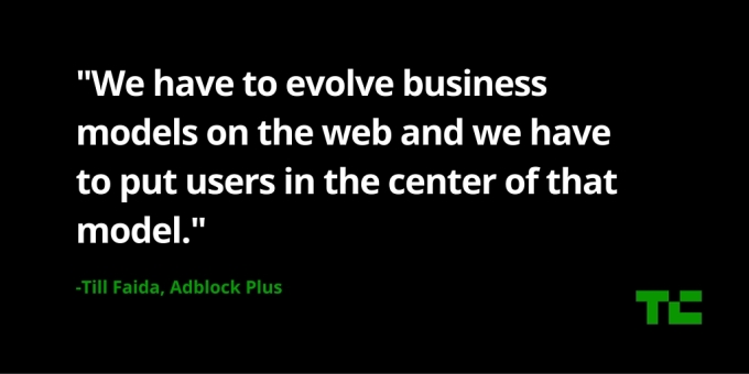 AdBlock Plus at Disrupt NY 2016 Canva 2