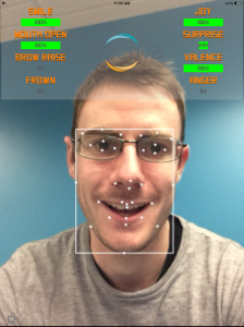 Affectiva's systems can glean a user's emotional responses by analyzing their facial expressions.