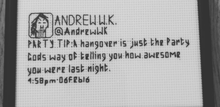 andrewwk hangover