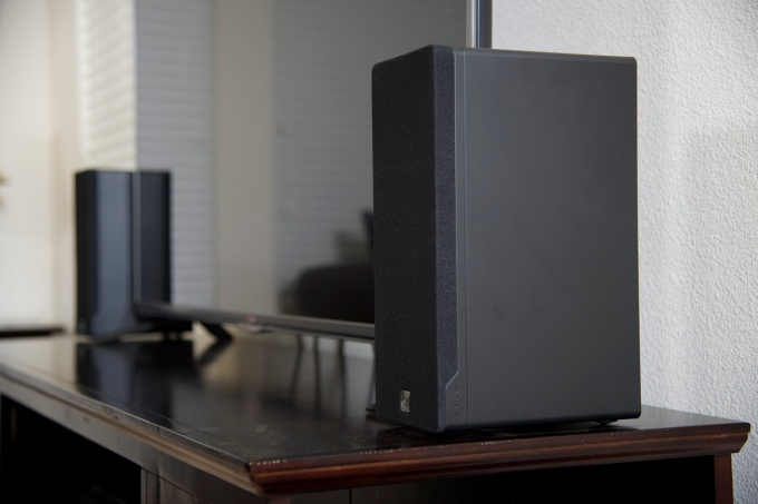 wholesale dealer 1cab6 7d27a Enclave Audio delivers 5.1 surround sound (almost) wirelessly   TechCrunch