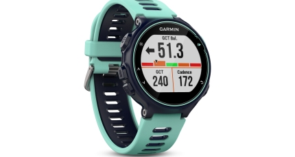 Navigation system turned wearable manufacturer Garmin debuted a new running  watch today that packs in a slew of tracking tools. The high-end Forerunner  ... d4a594a59a73