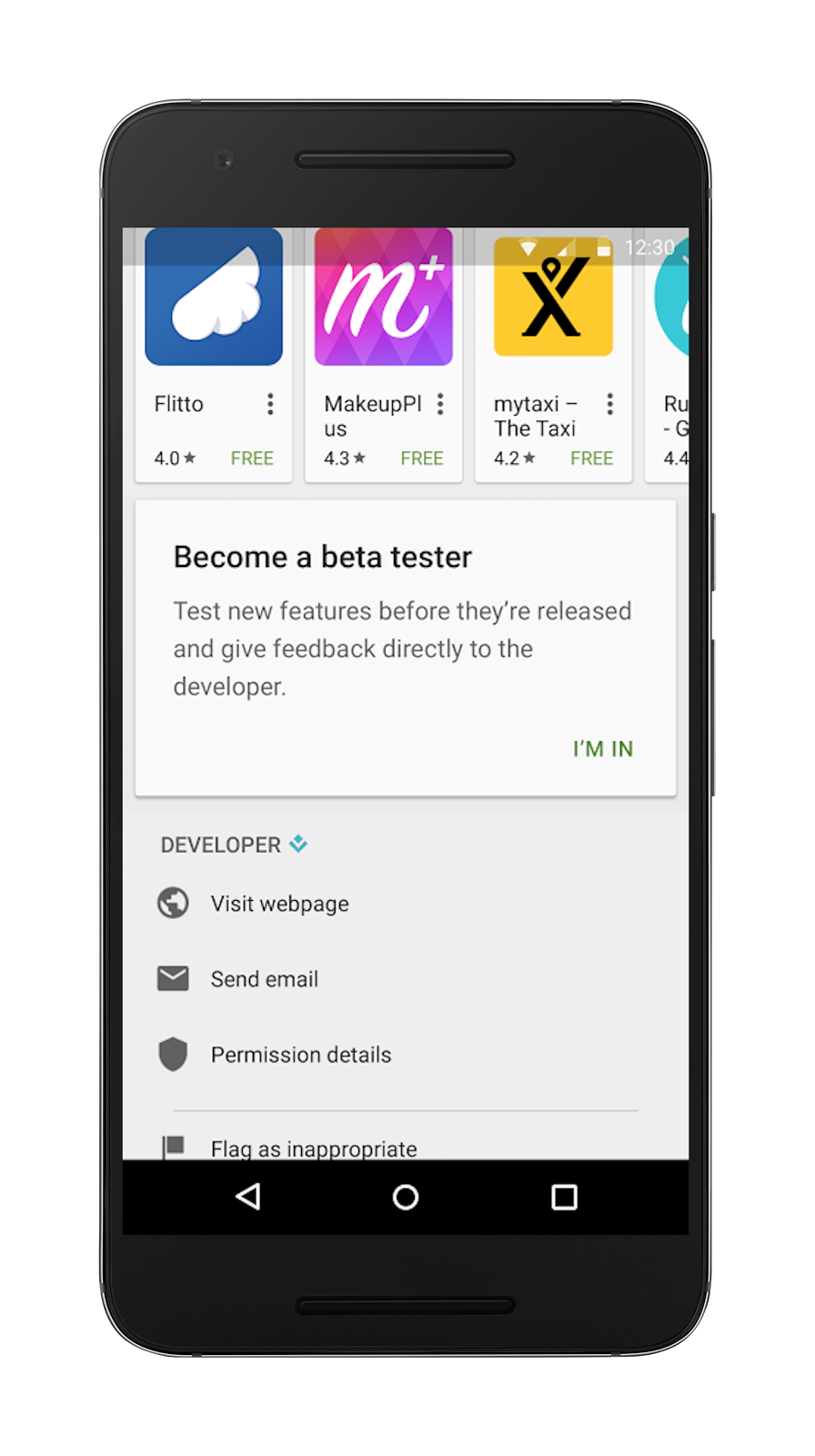 android developers get new beta testing analytics and pre launch