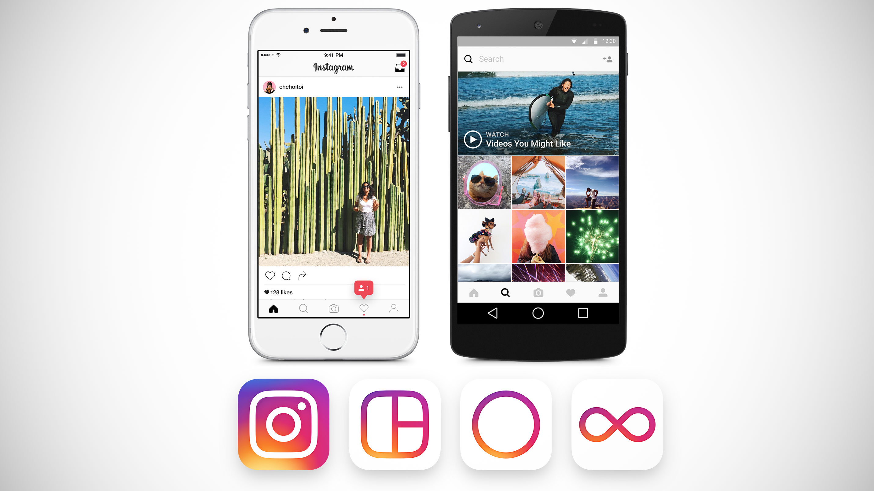 Instagram S Big Redesign Goes Live With A Colorful New