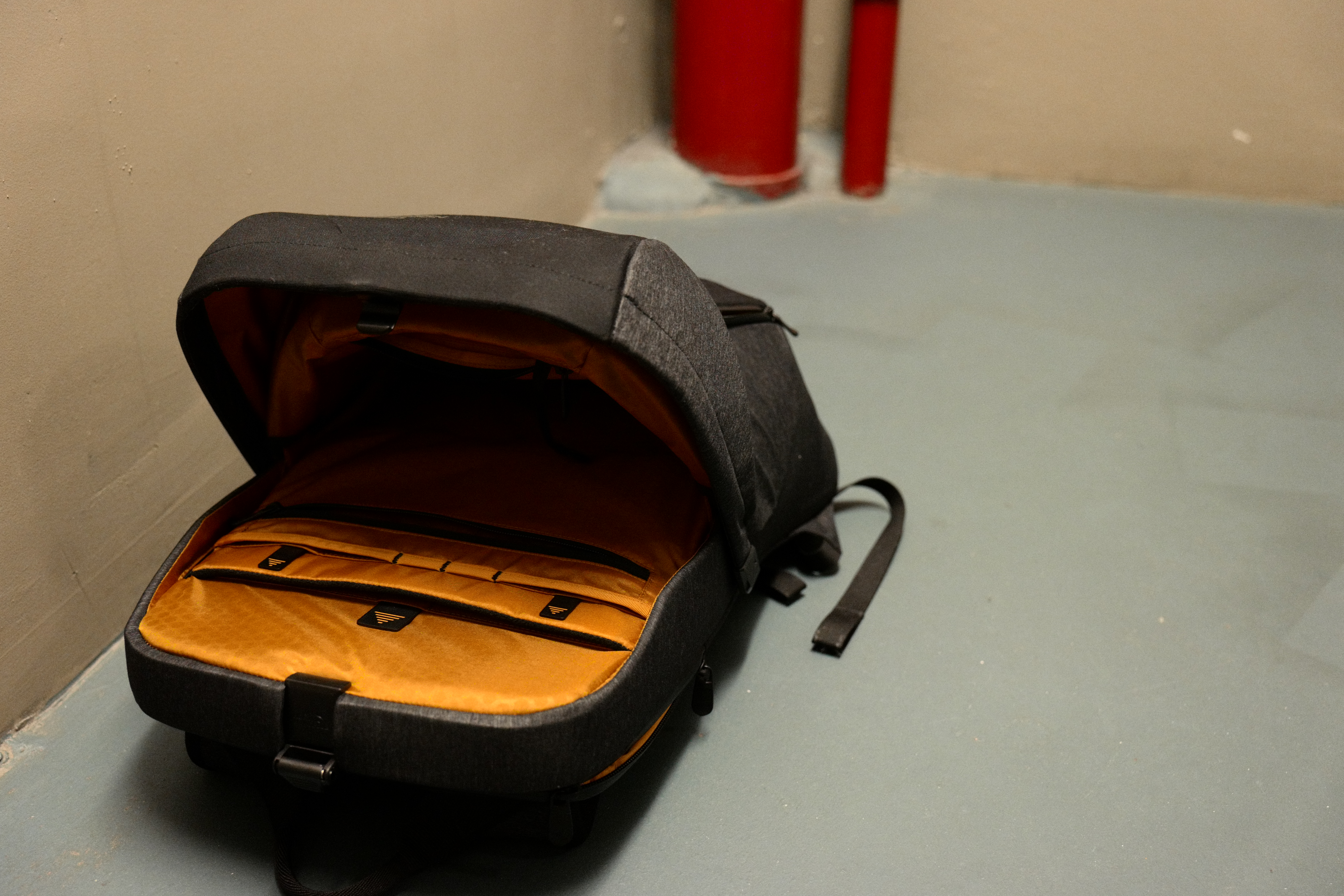 d5b1a58ed Review: The North Face's Access Pack is a backpack design that ...
