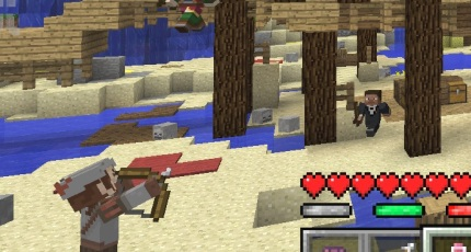 The circle is complete: Minecraft is getting a deathmatch mode