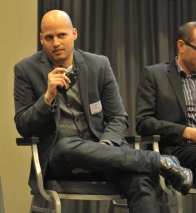 Moshe Baum, CEO of FwdForce