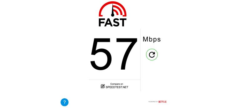 netflix launches its own speed test website fast com techcrunch