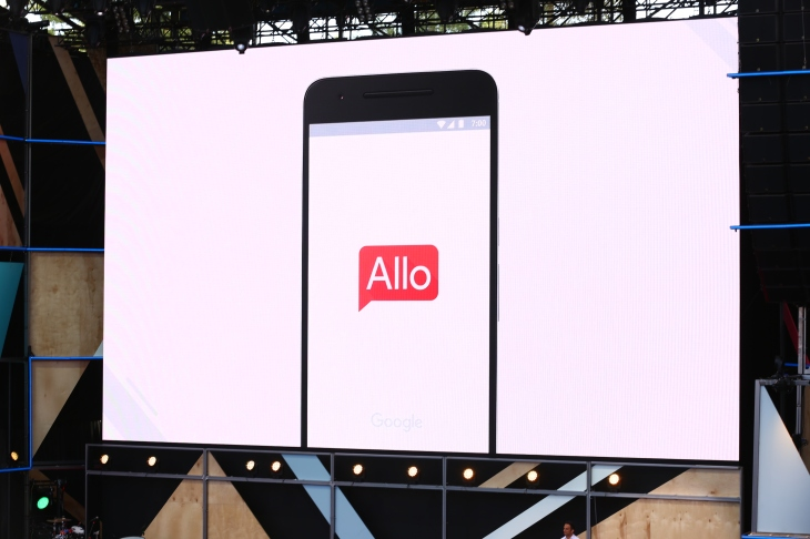 Google debuts Allo, an AI-based chat app using its new