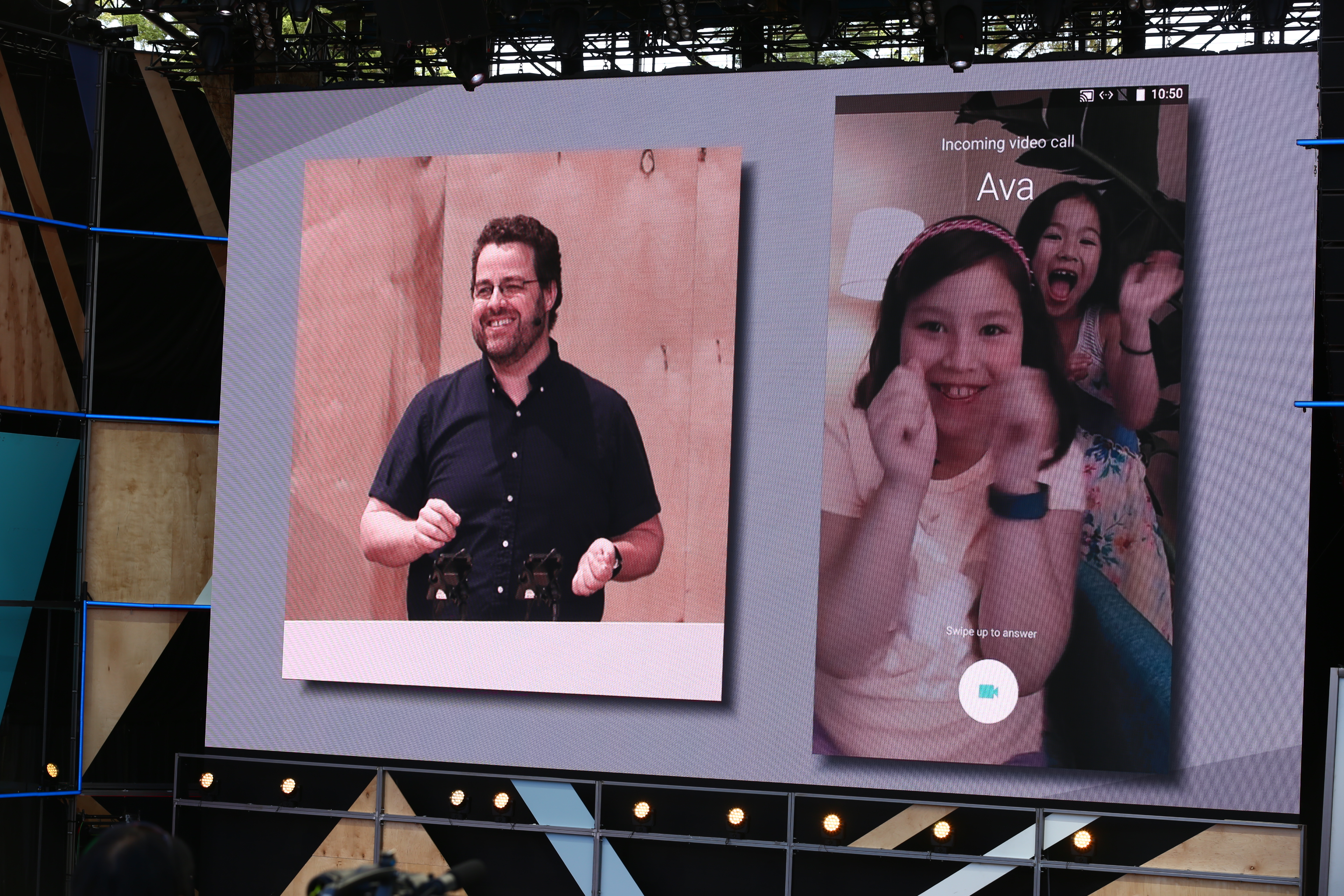 Google shows off Duo, its new HD video calling app and answer to