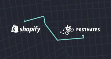 Shopify's online merchants can now offer same-day delivery via