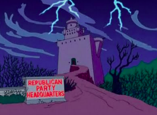 Image credit The Simpsons.