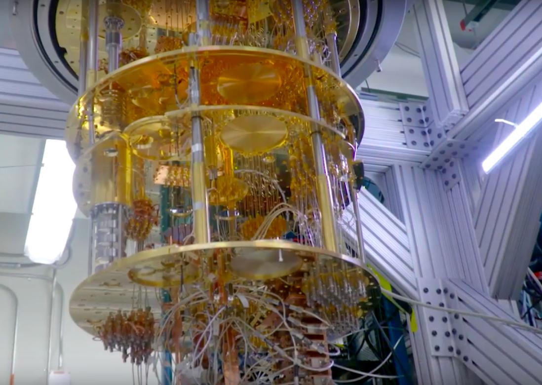 IBM launches quantum computing as a cloud service | TechCrunch