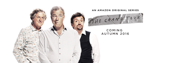 Amazons Top Gear Car Show To Be Called The Grand Tour TechCrunch - Top gear car show
