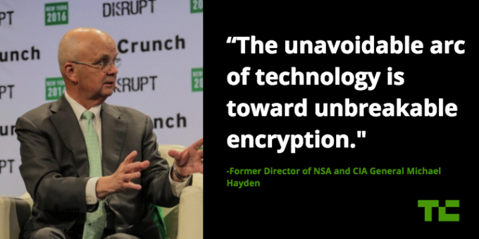Michael Hayden Disrupt NY canva