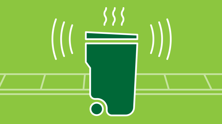 The Sweep Of The Internet Of Things Garbage Cans And All