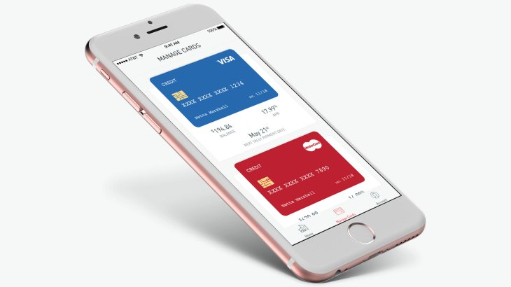 san francisco based tally technologies raised 15 million in series a venture funding to launch an app that promises to help people maintain good credit - Visa Credit Card App