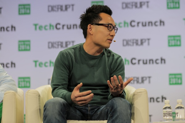 DoorDash raises another $250M, nearly triples valuation to $4B tcdisrupt ny16 5263