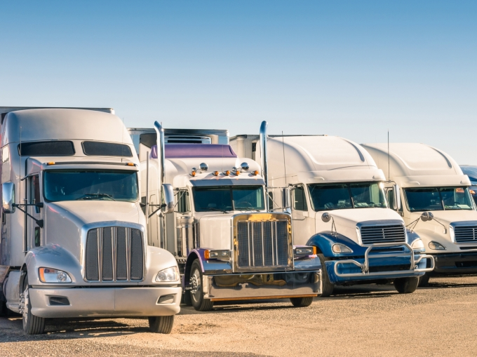 The present and future of trucking, our country's broken