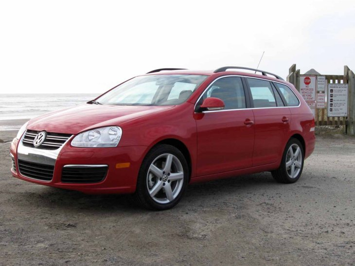 09 Jetta Tdi Three Quarters
