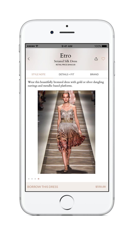Armarium lets you borrow luxury fashion from your smartphone