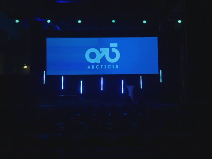Arctic 15 logo