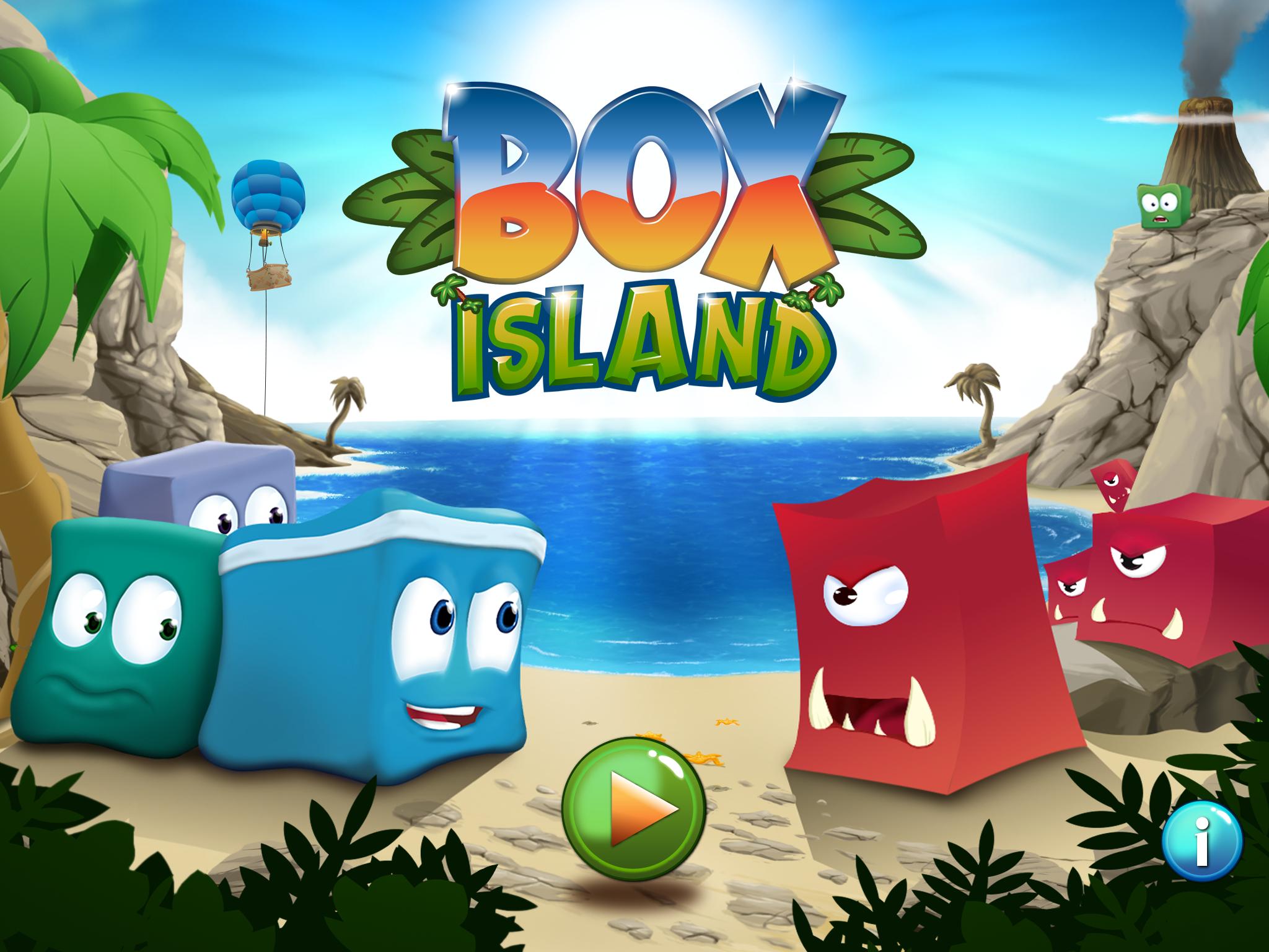 Meet Box Island, a new iOS game that aims to teach kids the