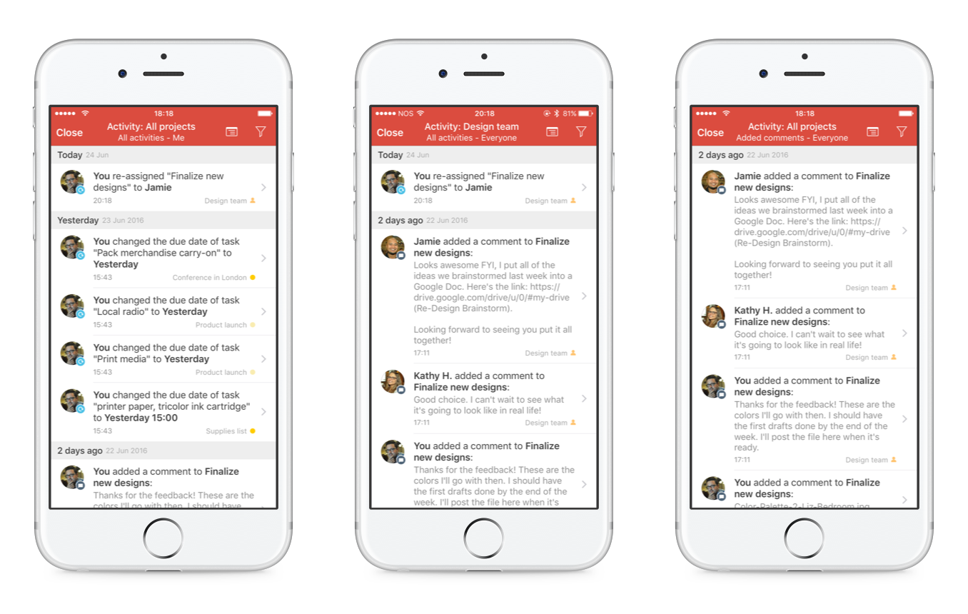 Todoist gets serious about business with new collaboration
