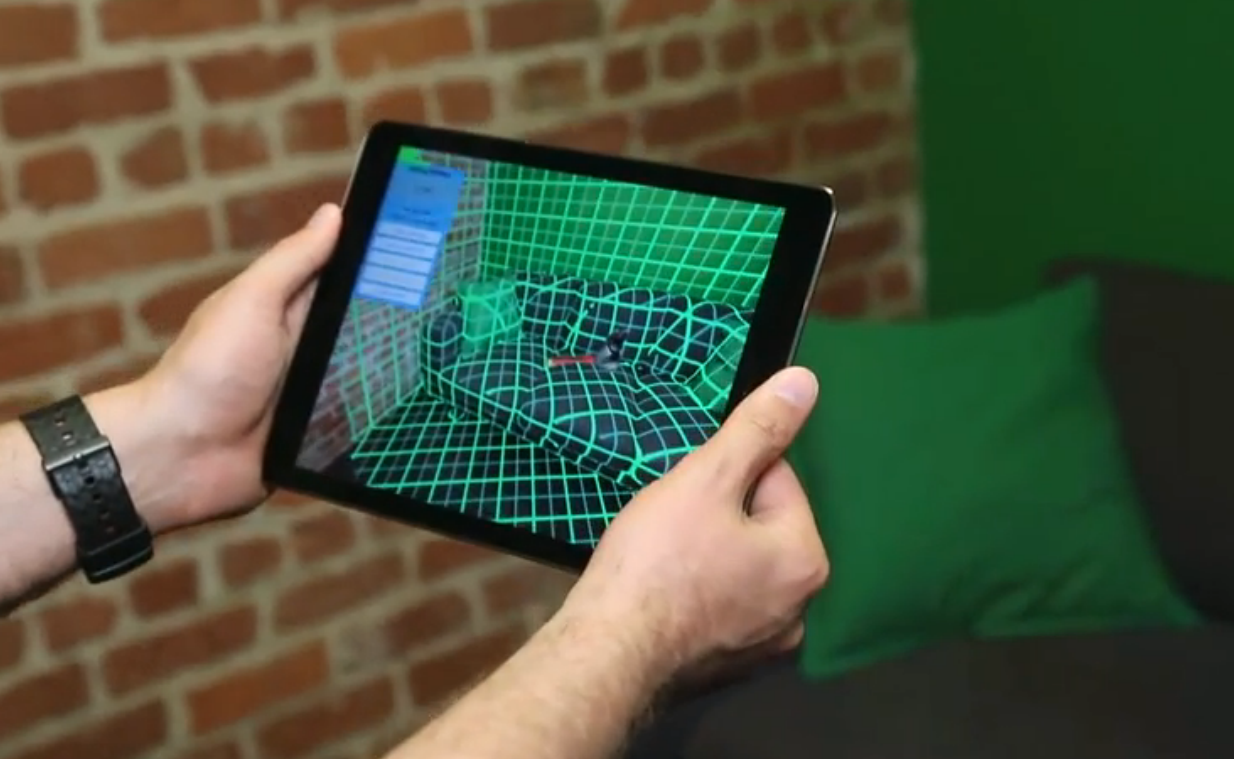 Occipital Buys Replica Labs To Help Turn Your Living Room Into A