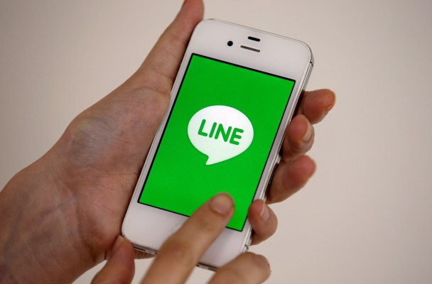 Messaging firm Line launches a dedicated crypto...