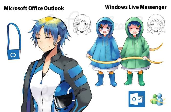 apps as anime characters techcrunch