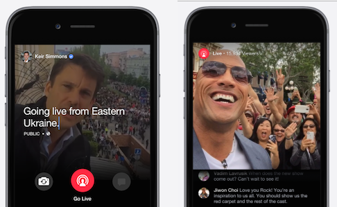 Facebook explains censorship policy for Live video | TechCrunch
