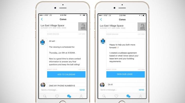 lease marketplace flip raises 1 2m techcrunch