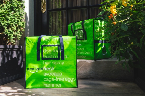 Amazon expands use of SNAP benefits for online grocery to 11 more states thumbnail